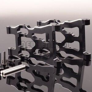 Image 4 - ENRON Brazo de suspensión inferior delantero/trasero para coche de control remoto, HPI MINI SAVAGE FLUX XS GT 2XS SS Ford Raptor, 2 uds., n. ° 105289