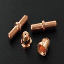 free shipping LGK8/CUT-63 plasma machine torch gun electrode nozzle TC80 Ceramic cover Ceramic shunt splitter 20PCS/LOT цена 2017