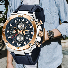 Quartz men's watches BENYAR fashion luxury wrist wa