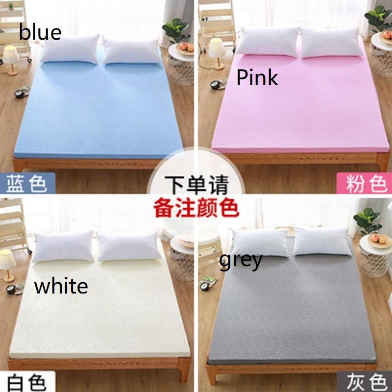 100% Customization Mattress High Density Rebound Memory Sponge  Foldable Cotton Fabric Tatami King Queen Twin Full Size