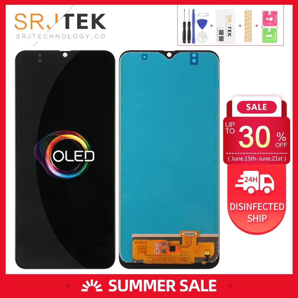 AMOLED Screen For <font><b>Samsung</b></font> Galaxy <font><b>A30</b></font> LCD Touch Digitizer Sensor Glass Assembly For <font><b>Samsung</b></font> <font><b>A30</b></font> <font><b>Display</b></font> A305 A305F A305FD image