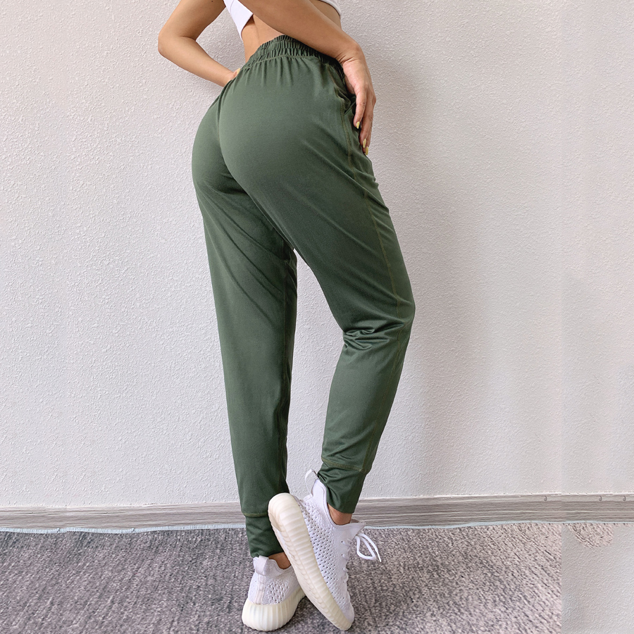 Loose Running Sports Pants for Women Womens Clothing Pants