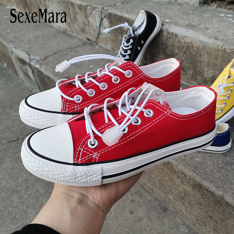 Unisex 2020 New Student Shoes Anti-Slippery Flats Shoes Slip On Children Sneakers Toddlers Boys Canvas Shoes Girl Loafers D01021