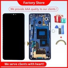 Ensemble écran tactile LCD, qualité AAA, pour LG G7 G710EM G710PM G710VMP G710TM G710N G710VM