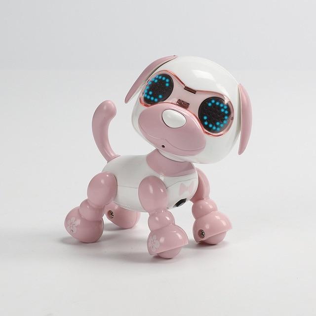 Plastic Sounding Pet Dogs Tamagochi 2019 Robot Dog Interactive Toys For Children Electronic Pet Dog Light Animal Toy