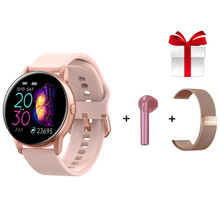DT88 Smartwatch IP68 dispositivo indossabile impermeabile Fitness Tracker intelligente sport Smart Watch uomo donna bambini per Android IOS