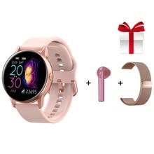 DT88 Đồng Hồ Thông Minh Smartwatch IP68 Chống Thấm Nước Thiết Bị Có Thể Đeo Thông Minh Theo Dõi Thể Thao Thông Minh Nam Nữ Trẻ Em Cho Android IOS