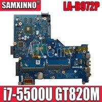 LA-B972P motherboard für For HP 15-R LA-B972P Laptop Motherboard 795814-001 795814-501 I7-5500U CPU original getestet 100%