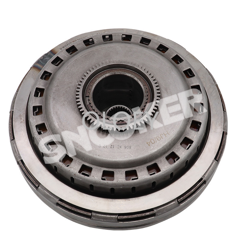 MPS6 6DCT450 Gearbox Clutch Damping Assembly For Volvo S60 S80 For Ford Mondeo