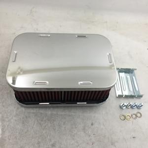 Image 2 - SherryBerg FAJS AIR Air CleanerสำหรับEMPI WEBER CARBคาร์บูเรเตอร์คาร์บูเรเตอร์32/ 36 DGEV DFEV DGV DGAV DGAS CHROME AIR FILTER 65มม.