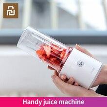 חדש Youpin Pinlo בלנדר חשמלי מטבח מסחטה מיקסר נייד מזון מעבד טעינה שימוש מהיר מיץ מנותק כוח פירות כוס