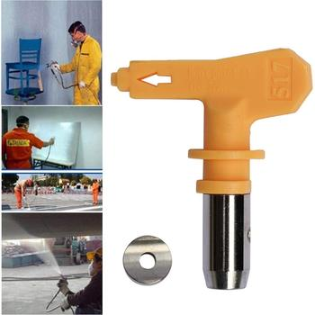 Varies type airless spray gun nozzle 211,315,317,411,517,519,521 airless paint spray tip sprayer nozzles недорого