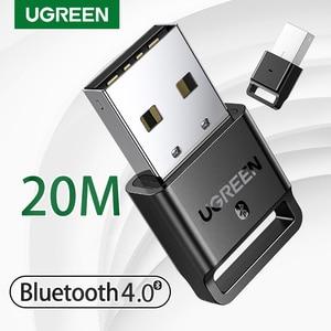 Image 1 - UGREEN USB Bluetooth 4.0 어댑터 무선 동글 송신기 및 수신기 (Windows 10 8 7 XP Bluetooth 스테레오 헤드셋 포함)