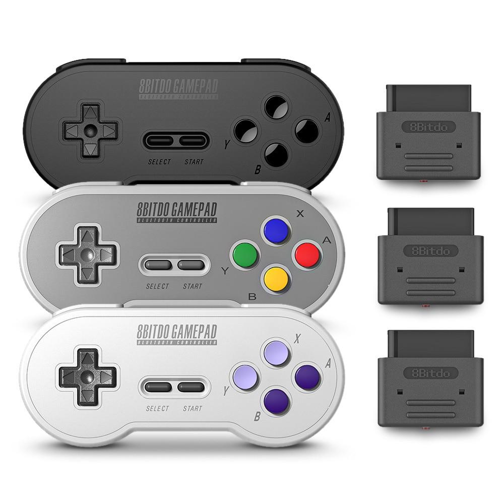 Bluetooth, Receiver, Controller, For, SF-C, Nintendo