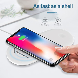 Image 4 - 10W 3 In 1 Draadloos Opladen Oplader Pad Voor Iphone Apple Horloge Airpods Draadloze Inductie Oplader 3in1 Voor Iphone 8 X Xr Xs Max