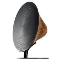 Remax Bluetooth 4.2 Hifi Audio Desktop Stereo Wireless Bluetooth Speaker Nfc Creative Home Wooden Bluetooth Speaker Contact Butt
