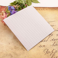 Leaves Print DIY Plastic Embossing Folders for DIY Scrapbooking Paper Craft/Card Making Decoration Supplies dot lace plastic scrapbooking embossing folders template craft paper card making album wedding decoration supplies