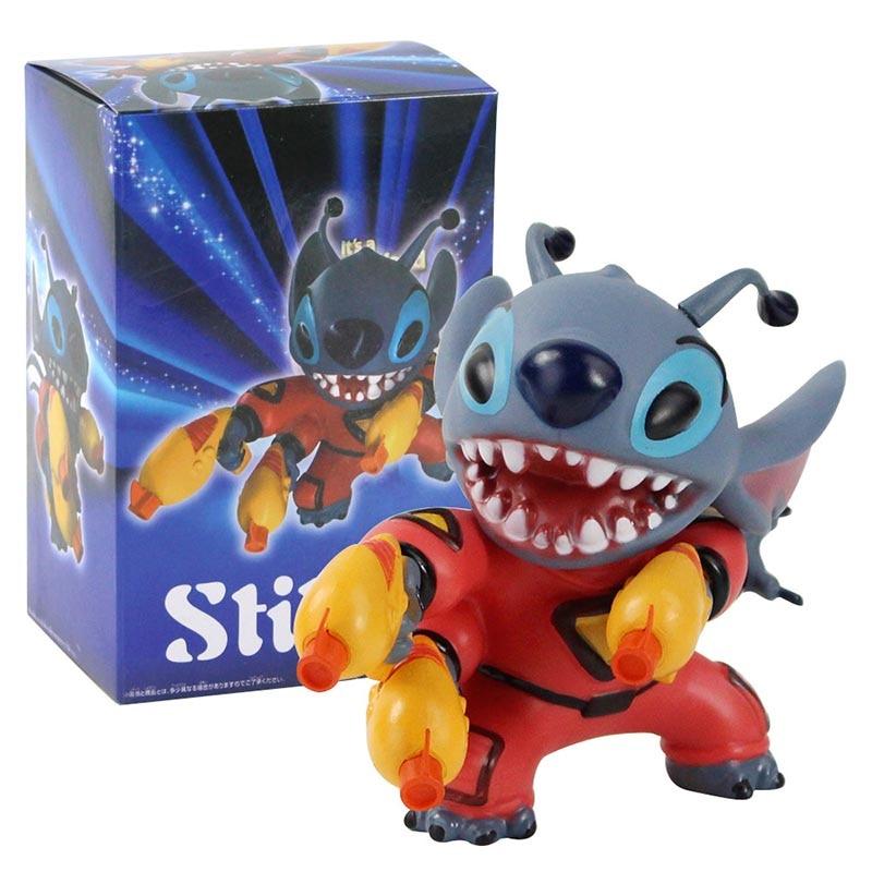 New Stitch Plush Toys Anime Lilo and Stitch Soft Stuffed Animal Dolls Kawaii Sti