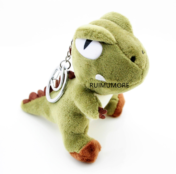 Novelty NEW Cartoon Dinosaur Size 10CM Approx. Plush Stuffed TOY Doll , Children Kid's Party Gift TOY Dragon Doll