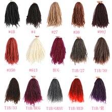 New Afro Kinky Twist Braid Curly Freetress Synthetic Hair Bu