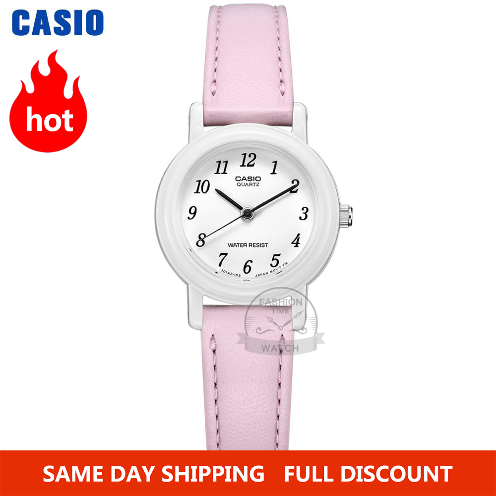Casio watch women watches top luxury set 30mWaterproof ladies watch Quartz watch women Gifts Clock Sport kids watchs reloj mujer|Women's Watches| |  - title=