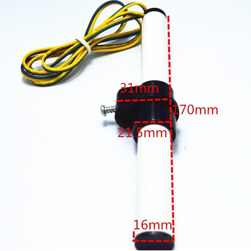 Track Electric Door Telescopic Door Limiter Translational Door Induction Switch Hardware Gate Photoelectric Hall Element