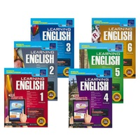 6 Books/Set SAP Learning English Workbook Grade 1 6 Children Learn English Books Singapore Primary School English Textbook