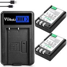 Bateria EN EL9A EN EL9 en EL9 el9a ENEL9A ENEL9バッテリーニコンD40 D40X D60 D3000 D5000 L15カメラ