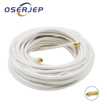 SMA Connector Jack-Antenna Cable Extension-Wifi RG58