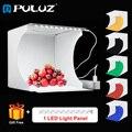 PULUZ складной светильник коробка 20 см 30 светильник box Mini для съемок в фотостудии фон для фотосъемки светильник в форме палатки для студийной ф...