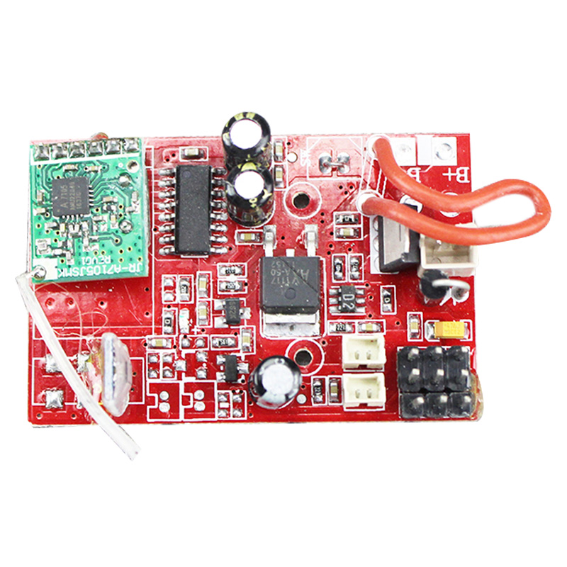 V913-P-02 Brushless Receiver Main Board Replacement Parts for WLtoys V913 RC Helicopter