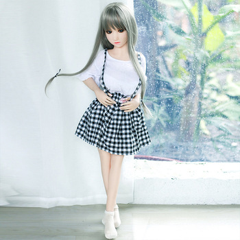 100cm Realdoll silicone love mini sex doll with free shipping no taxes to US RU CA EU