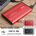 500G/1TB/2TB Protable 2.5inch External Hard Drive USB3.0 HD Mobile Hard Disk HDD Storage Devices For Macs Computer Desk Laptop