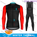 Зимняя теплая одежда для велоспорта 2020, одежда для бега и велоспорта, спортивная одежда для улицы, форма для горного велосипеда, снаряжение ...