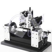Zhouyu TZ10002MZL большой мощности металла фрезерный станок 12000 об/мин 60 Вт DIY Инструменты