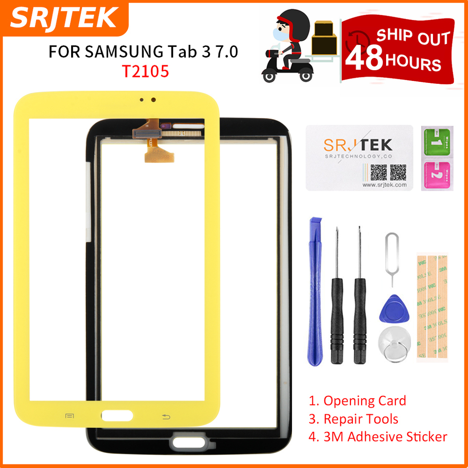 Best Price 7 Inch For Samsung Galaxy Tab 3 7 0 Kids T2105 Wifi Yellow Touch Screen Digitizer Sensor High Quality Touch Screen Digitizer Touch Screen7 Inch Digitizer Aliexpress