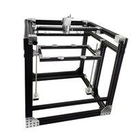 3D BLV mgn cube printer kit 2020 2040 aluminum profile frame CNC machining