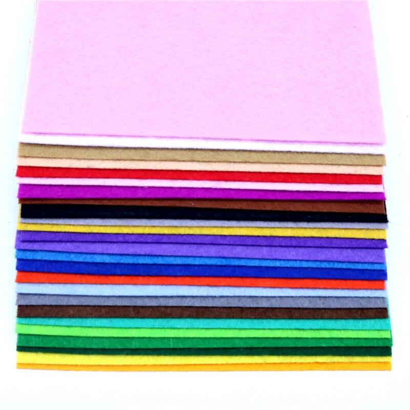 Нетканая войлочная ткань 30*30 см сделай сам, поделки ручной работы, шерсть, войлочные цветы, игрушки, куклы, ткань, игла, войлочный материал, предметы интерьера|Войлок| | АлиЭкспресс