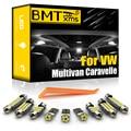 BMTxms для Volkswagen VW Multivan Caravelle MK5 MK6 T5 T6 2003-2018 светодиодный светильник для салона автомобиля Canbus