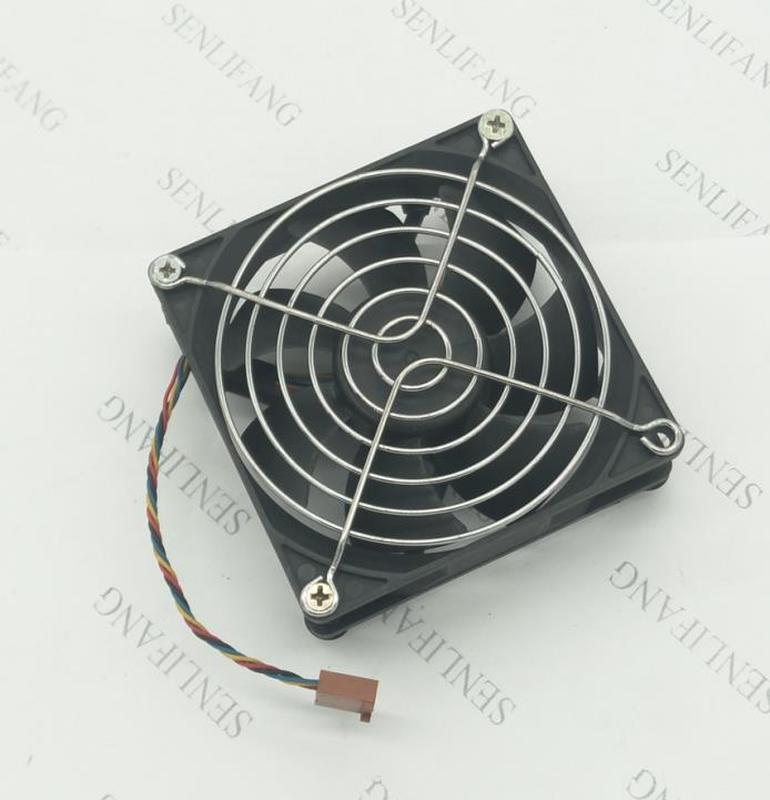 CPU Fan Processor Cooling Cooler For ML110 G6 Chassis Rear Fan 576930-001 572335-001 ML110 G6 Chassis Fan Tail 576930-001 NEW