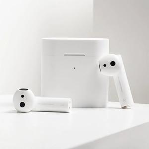 Image 4 - Original Xiaomi Airdots Pro 2 Sหูฟังไร้สายGlobal Version TWS Mi TrueหูฟังAir 2 Sสเตอริโอควบคุมไมโครโฟนหูฟัง