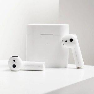 Image 4 - Original Xiaomi Airdots Pro 2s Wireless Earphone Global Version TWS Mi True Earbuds Air 2 S Stereo Control With Mic Earphones