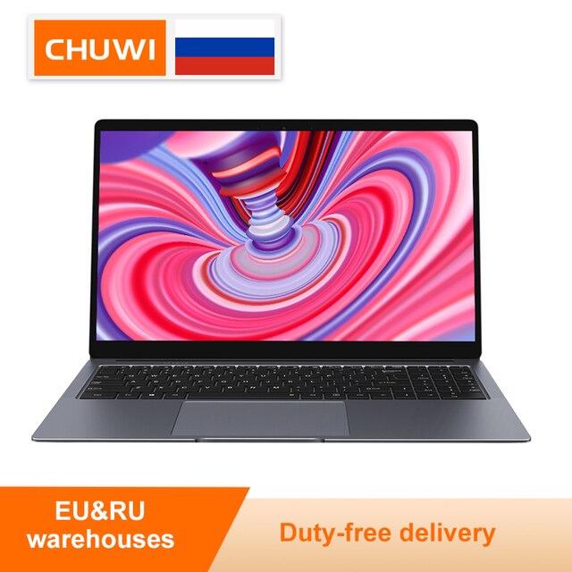 CHUWI AeroBook Plus 15.6inch 4K UHD Display Laptop windows10 Intel i5-6287U 8GB RAM 256GB SSD PD2.0 Quick Charge Ultra Thin Body
