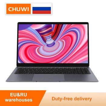 CHUWI-ordenador portátil AeroBook Plus, pantalla 4K UHD de 15,6 pulgadas, Windows 10, Intel i5-6287U, 8GB RAM, 256GB SSD, PD2.0, carga rápida, cuerpo ultrafino