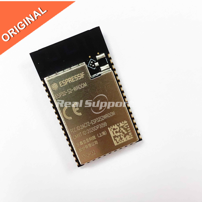 10 PCS ESP32-S2 ESP32-S2-WROOM Module Espressif PCB Antenna