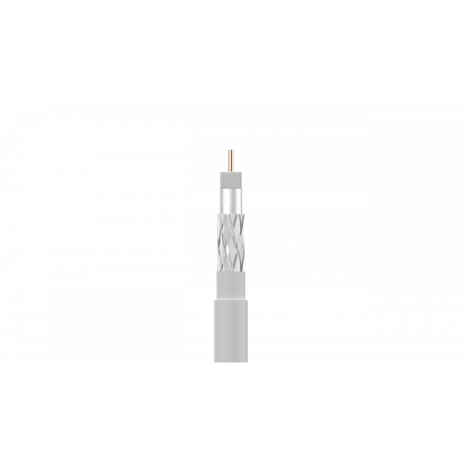 Cable Coaxial Antenna In Coil 250 M TV Sk6fplus 19Vat C.A White 414802 Televes