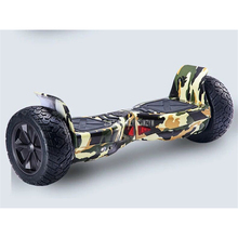 Double Drive 300W*2 Hoverboard Electric Scooter Skateboard 8.5 Inch Self Balancing Scooter Skateboard Bluetooth Speaker Function