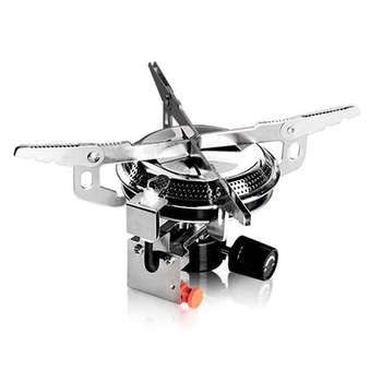3550w Burners Outdoor Camping Gas Stove Head Picnic Copper Valve Tourist Equipment