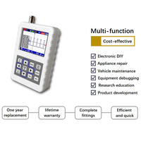 Se7en Handheld Mini Portable Digital Oscilloscope 30m Bandwidth 200msps Sampling Rate Precise Convenient Machine 50 ~ 200mv/div