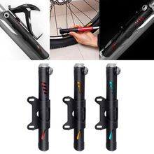 Mountain Road Bike Mini Pump Bicycle Inflator Pump Presta/Schrader Valve Needle Nozzle Accessories 27RD bicycle pump nozzle hose adapter dual head pumping parts service accessories f v a v schrader presta valve convertor bycicle